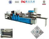 Restaurante de alta velocidad de la máquina de plegado de papel Servilleta 2 capas
