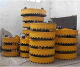 4t грузоподъемностью до высокой температуры серии MW5 подъемный кран для магнитов стальную пластину/промышленности строительных материалов