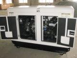 groupe électrogène diesel silencieux de 88kw/110kVA Cummins réglé/générateur