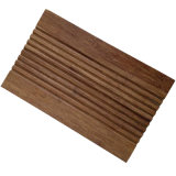 Outdoor primero Flooring con el suelo de bambú del hilo