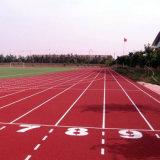 Automatische Straßenbetoniermaschine-Aufbau-Maschine für synthetischen athletischen laufenden Rennbahn-Sport-Bereich-/Laufbahn-Oberflächenbodenbelag der Spur-Playground/EPDM Plastikgummi