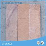 Le pavage de grès coloré en pierre naturelle