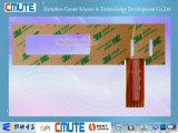 10mm Vier het Benen Ingedeukte Toetsenbord van het Membraan van de Koepel van het Metaal