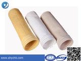 Sacco di Baghouse della polvere del poliestere del sacchetto filtro del poliestere