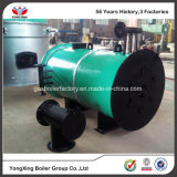 Óleo leve a Transferência de Calor do Gás Natural de fluido térmico óleo quente da caldeira da bobina do aquecedor de óleo quente