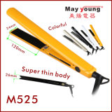 1インチの幅の特別に長い専門の毛のストレートナ(M525)