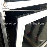 Finestra e portello di alluminio della stoffa per tendine della stoffa per tendine del campione libero dell'entrata di stile aperto economizzatore d'energia di Inswing con lo standard dell'Australia
