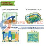 Handtasche und Paket-Inspektion-Gepäck-Röntgenstrahl-Scanner SA5030C mit Doppel-Energie