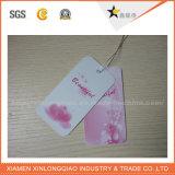 De hete Luim van de Verkoop paste Transparant aan hangt Markering