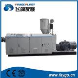 Tubo automático de alta velocidad del conducto eléctrico del PVC que hace la máquina