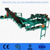 Prijs van de Lijn van de Installatie van de Machine van de Ontvezelmachine van de Band van de Machine van het Recycling van de Band van 100% de Scheiding Gebruikte