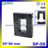 Зажим на типе класса 0.5 Dp-58 50 * 80 мм переменного тока с переменным током