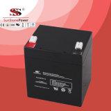 Аккумуляторная батарея типа VRLA 12V свинцово-кислотного аккумулятора AGM батареи ИБП в режиме ожидания 5ah