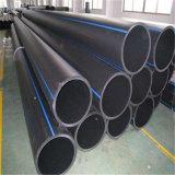De HDPE tubo plástico para o abastecimento de água PE100 ou PE80
