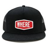 بالجملة عالة [3د] تطريز علامة تجاريّة [سنببك] شحّان غطاء قبعة