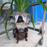 Rivestimento interno della linea sottile del vaso di fiore dell'acciaio inossidabile della famiglia di vendita di Dorect della fabbrica