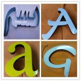 Acciaio inossidabile di alluminio che fa pubblicità alla macchina automatica della piegatrice della lettera di CNC della lettera