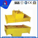 Separador magnético permanente do encanamento Rcya-100 aprovado do ISO para materiais pequenos da protuberância/pó