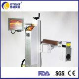 Dispositif de fibre de machine de marquage au laser pour industrie alimentaire