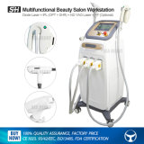 808/755/1064 Le Diode Laser multifonctions de la beauté de la machine pour l'Épilation & rajeunissement de la peau