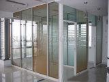 Parede de parede de vidro com compartimento de parede de estilo modular para escritório (SZ-WST661)