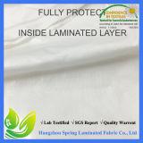 2016新しいマットレスのカバーのクイーンサイズの防水ベッドバグの低刺激性の保護装置の塵のダニ