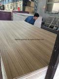 Grau de mistura de AAA de 3,5 mm com núcleo em madeira de Teca Natural de Ludhiana Índia
