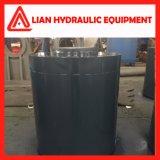 Cilindro hidráulico não padronizado personalizado da pressão média para o projeto da tutela da água