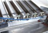 آليّة [فسل] قناع [إ مسك] آلة تغليف بالورق المقوّى وغلاف آلة