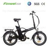 36V vélo électrique pliant avec TUV