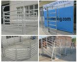 Сделано в загородке панели Китая сваренной обеспеченностью, панель загородки скотоводческого хозяйства, панели загородки звена цепи ячеистой сети утюга Galvanzied