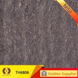 настил плитки фарфора плиток комплекта обеда 600X600mm каменный (TH6801)