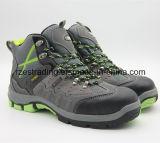 Inyección de poliuretano Zapatos de seguridad calzado antiestático