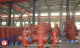 Válvula de porta da laje do API 6A do petróleo de gás