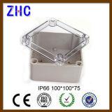 Caixa de encaixe elétrica DIN Rail de 100 * 100 * 75 Factory Melhor preço