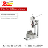 Nouveau produit 5L Churros Machine avec 6L friteuse électrique Maker (201) en acier inoxydable