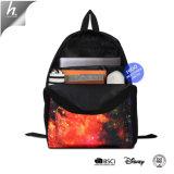 Печать Schoolbag Galaxy для подростков мужчин модное Сублимация Daypack непосредственно на заводе