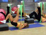 プルアップの適性の足のトレーニングのレジスタンス・エクササイズバンド