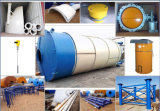 セリウムとの工場供給50tのセメント・サイロの価格