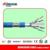 Câble de caractéristiques européen de la CE de Stanard RoHS CAT6