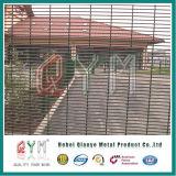 Puder-überzogener Gefängnis-Sicherheitszaun-hohe Sicherheitszaun-Preise