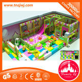 Popular Tema Niños Plástico Naughty Castle Patio interior