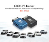 Fácil de instalar coche Obdii rastreador de GPS con seguimiento en tiempo real T206