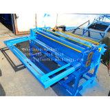 Vollautomatisches Metall, das Zeile farbiges Stahlblech-Aufschlitzen aufschlitzt