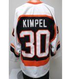 Настроить Echl 2001/02 году Форт Уэйн Komets Брент Gretzky Kimpel Стивен Флетчер Мужская белая для детей женщин дешевые хоккей футболках Nikeid Goalit разрез