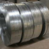 Cruce caliente banda de acero Galvalume (ISO, BV, CE, SGS)