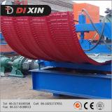 Hoja de metal de la dimensión de una variable del arco de Dx que curva la máquina