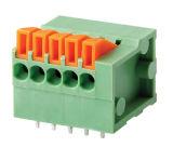 Bouton de pression Bouton de borne à ressort sans vis / PCB (WJ142V-5.0 / 5.08)