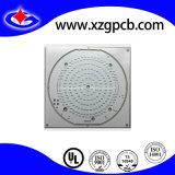 PCB de alumínio de base lateral de metal dupla, PCB de LED