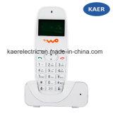 Ordinateur de poche de téléphone de domicile fixe sans fil 3G